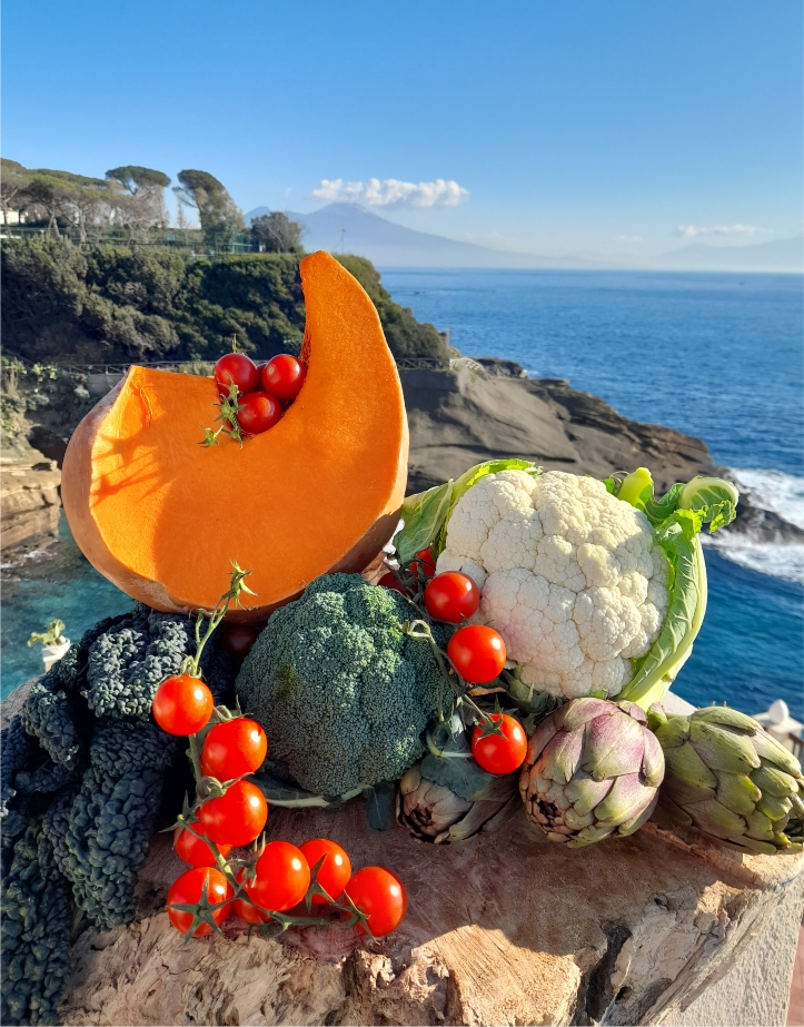 5kg of Vibrantly Delicious Fruits and Vegetables of the Season