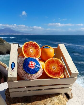 18kg Fabulous Handpicked Sicilian Blood Oranges in Respect of Nature